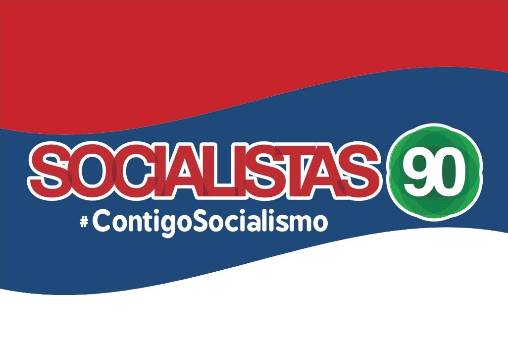 Afiliate #ContigoSocialismo